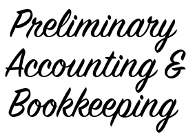 Preliminary Accounting & Bookkeeping - Bookkeeping - Beltline, AB logo